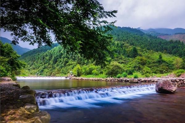 【桂行户外】7月15、22日两期广福山石崇峡谷亲子戏水一日游活动召集