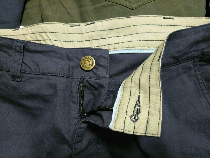 全新正品迪卡侬Quechua男款天然棉户外裤休闲裤工装裤运动裤