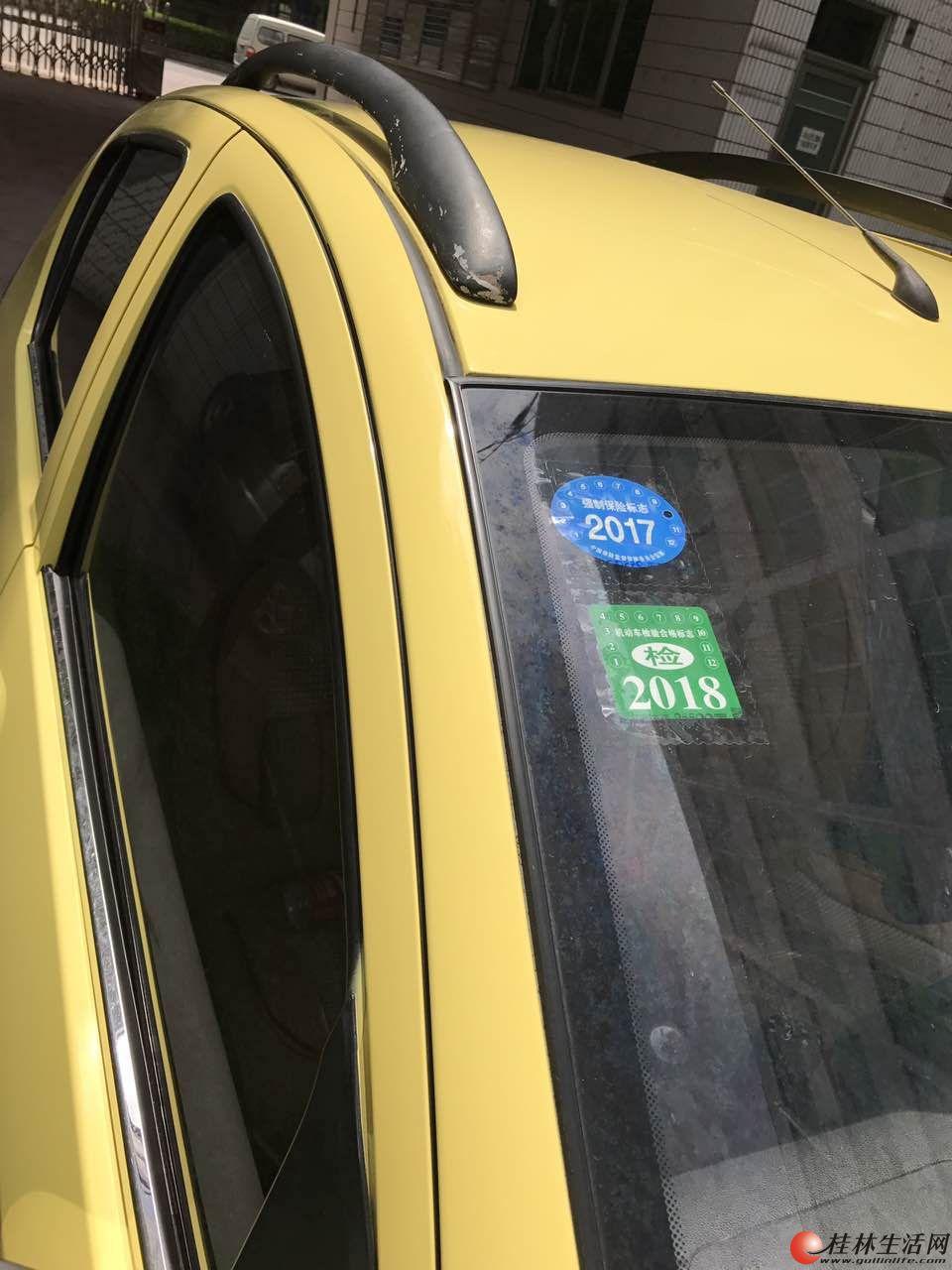 吉利熊猫、自动挡 1.3排量 内外整装  2010年5月上牌