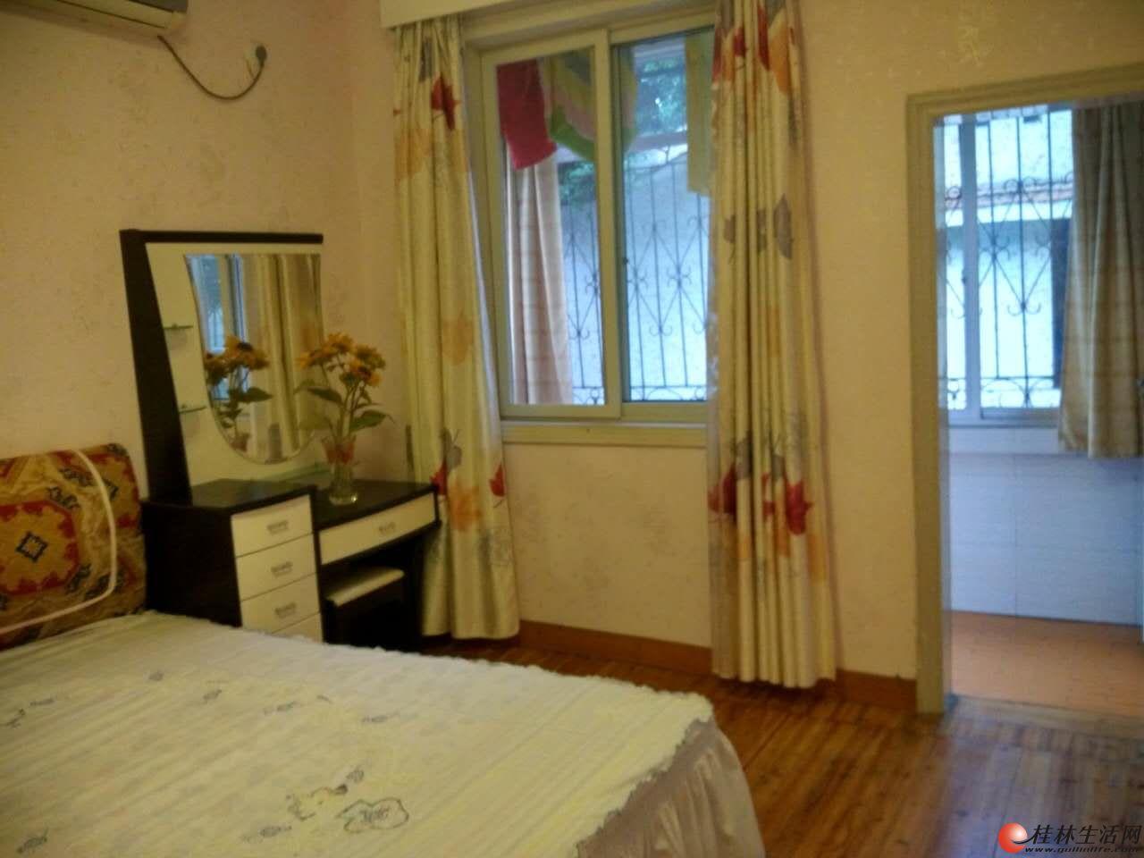 古南门宿舍2房2楼精致装修 有物业 有院子安全安静