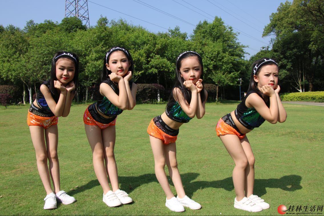 舞动童年,爵士,中国舞,模特,街舞