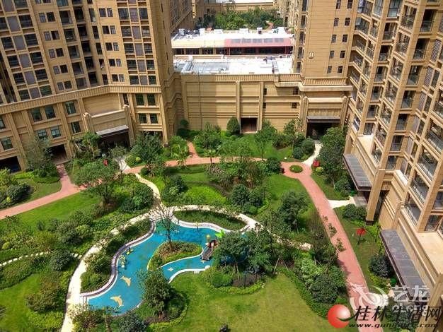 桂林高新万达广场1室1卫50.08平米酒店公寓