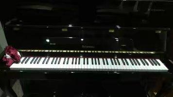 中德合资舒曼钢琴...