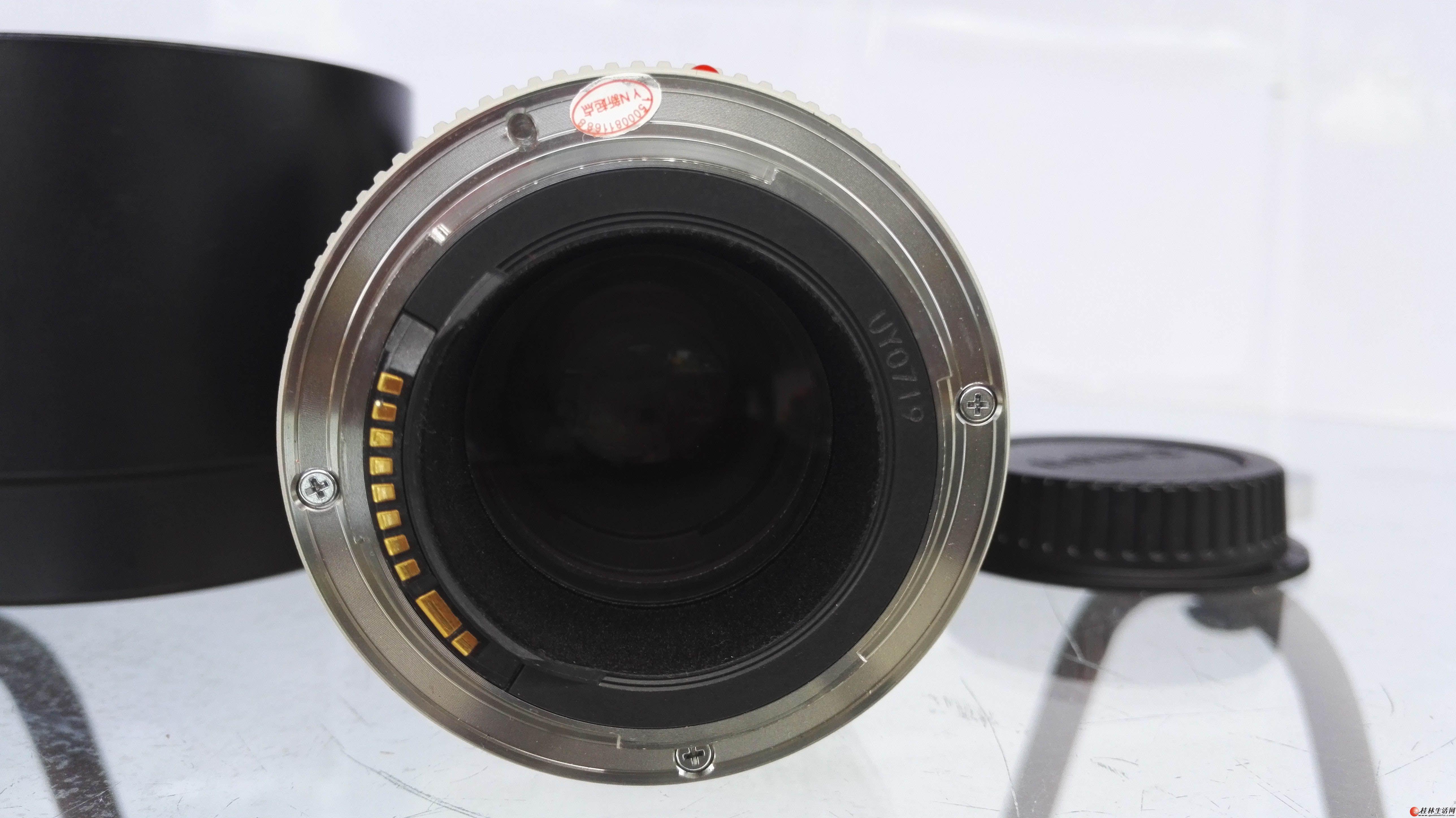 佳能EF 70-200mm f/4L USM(小小白)     3180元