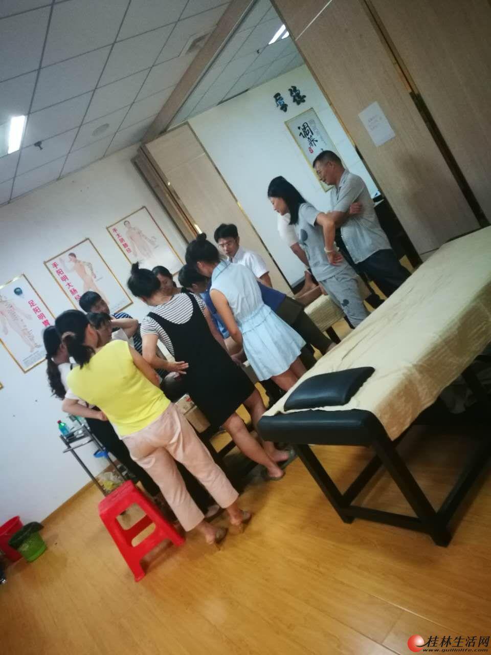 清远针灸理疗推拿培训学校的教学内容和步骤是什么?广东品牌培训