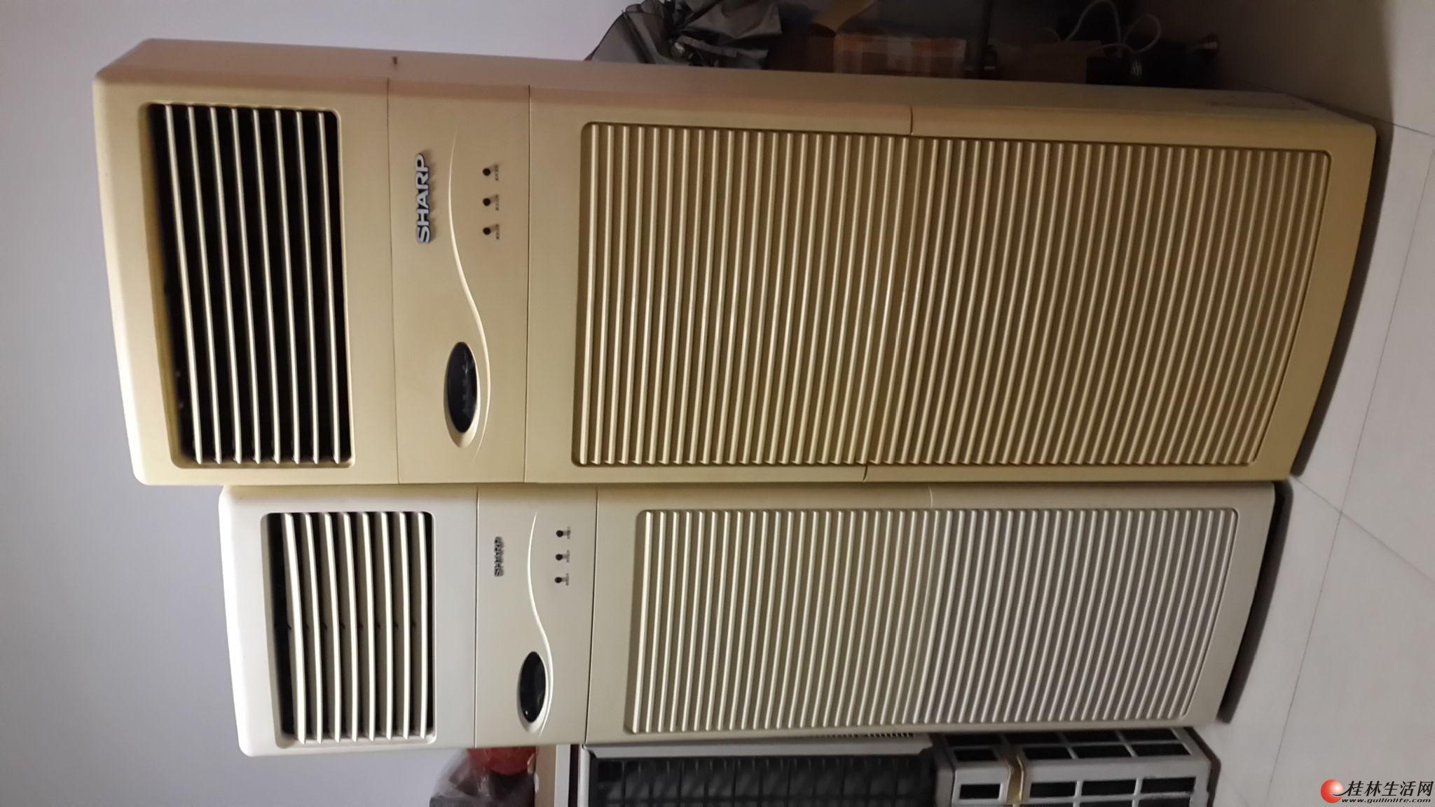 出售夏普柜式空调..