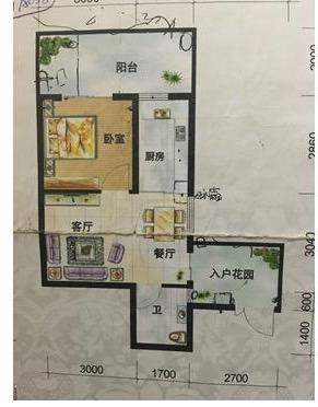 金水湾境界及第苑6栋,拎包入住,全新婚房