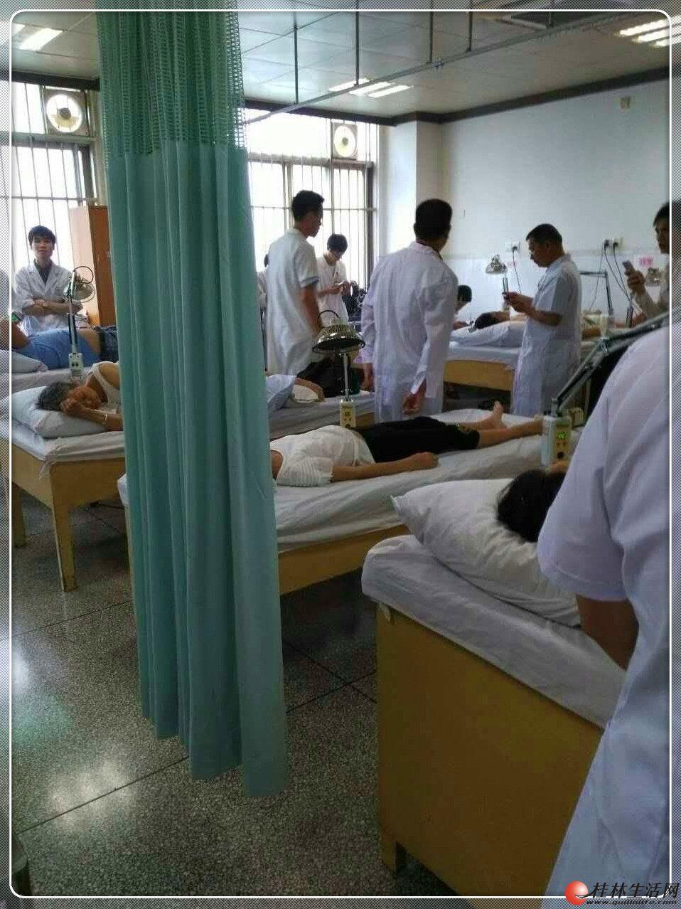 桂林针灸培训学校桂林哪里学针灸最好针灸技能培训资深专家一对一授课