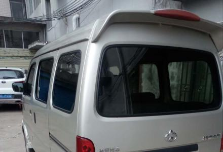 2011年12月上牌的长安之星面包车转让