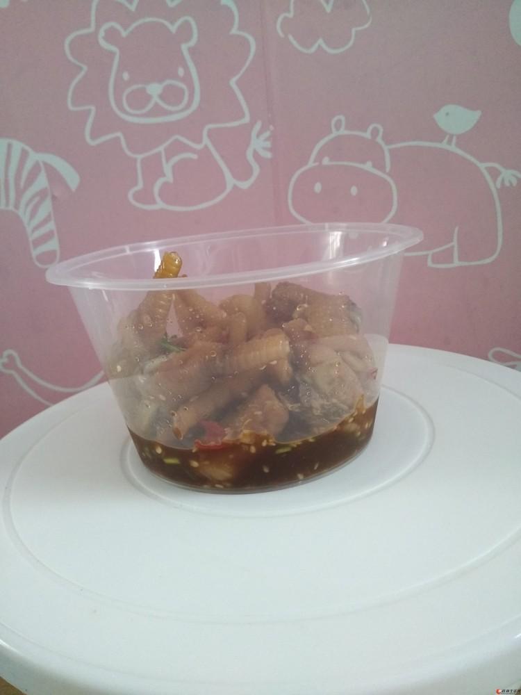 凉拌鸡爪!22元一斤!桂林市内包送