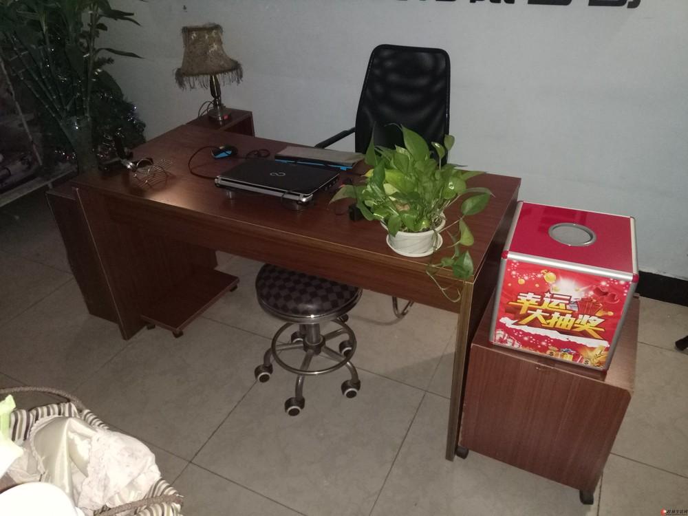 转让老板桌电脑桌,办公室电脑桌