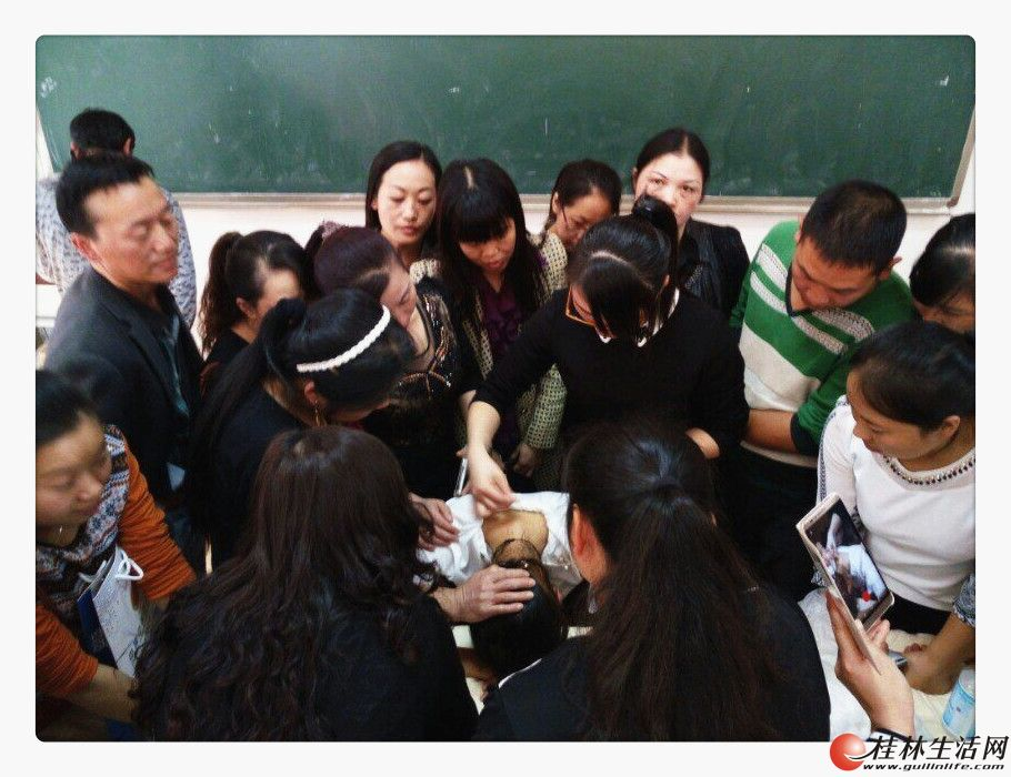 桂林零基础教学针灸理论+技能实操培训班中医针灸临床技能疗法