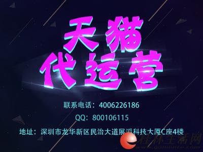 上海天猫网店代运营收费模式