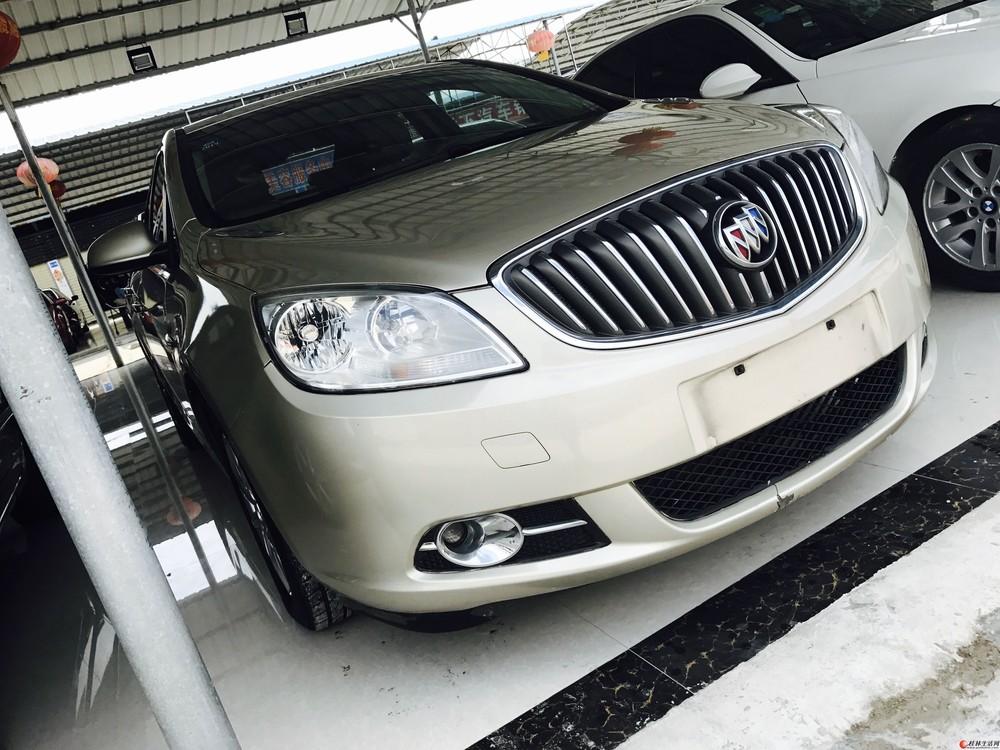 2013年别克英朗GT手动天窗1.6