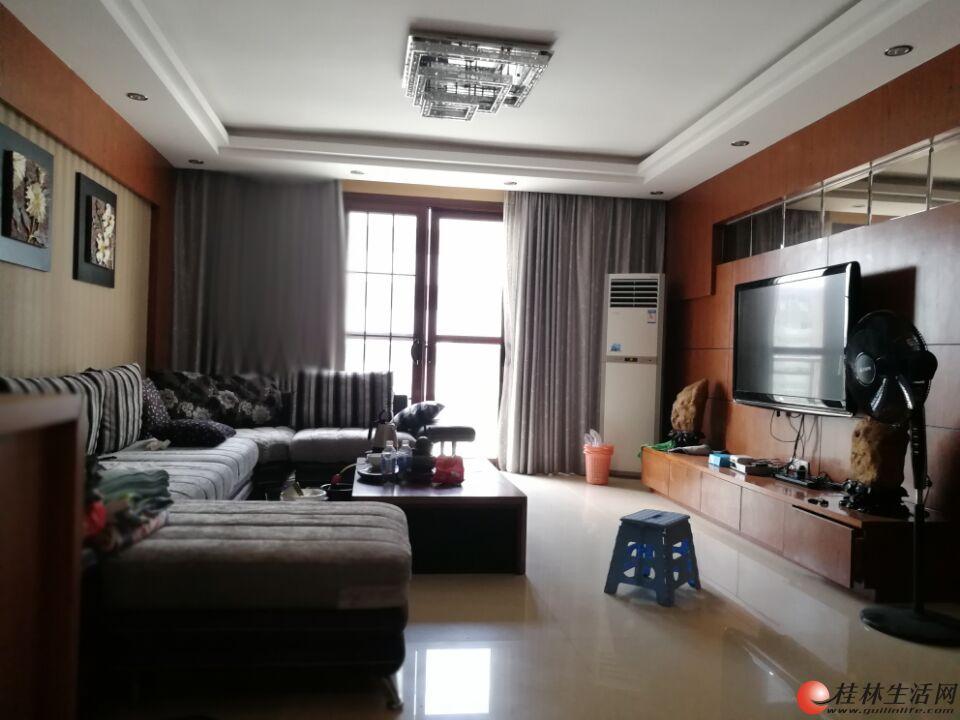 【龙隐小学】【鑫海国际】10楼精装复式5房3厅3卫阁楼露台拎包入住190万