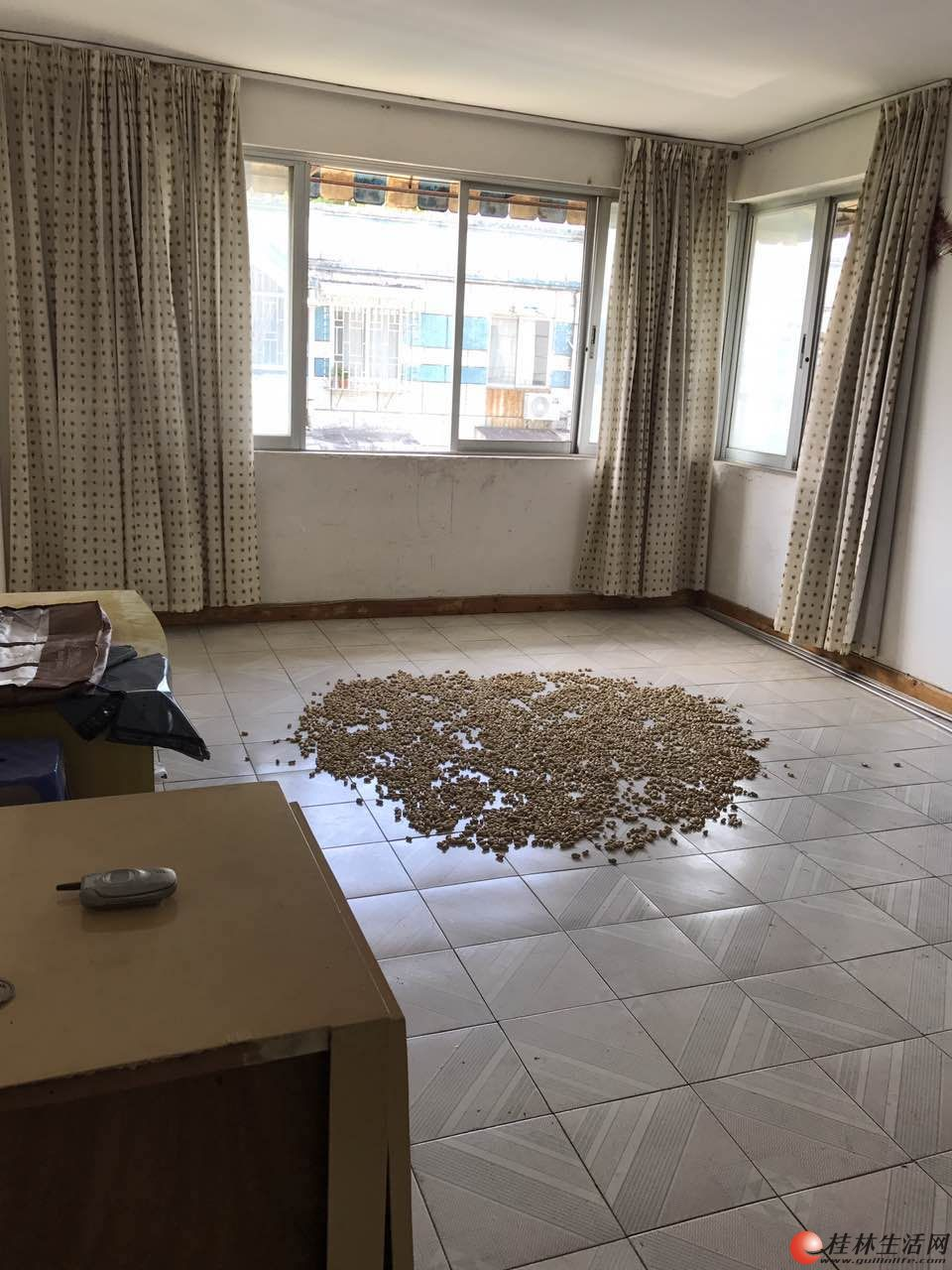三里店【奇峰小筑】3室2厅2卫 110平买一层送一层 45万有钥匙