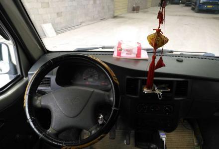 急转!-私家面包车低价转让