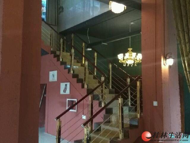 金地怡和东岸可商住两用,二层复式300平米带160平米花园3980元