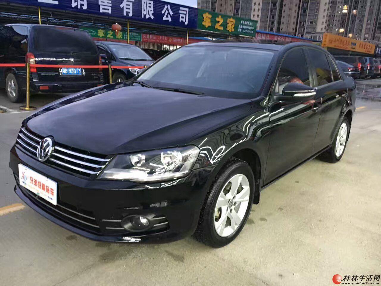 桂林市一手私家车15年上牌的大众宝来