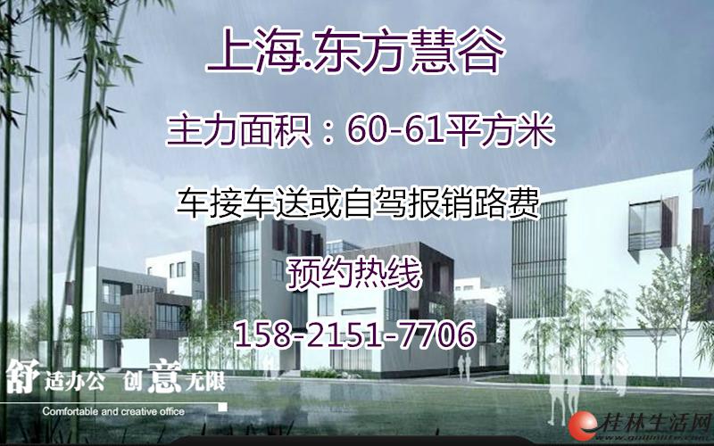 上海【嘉定东方慧谷】——在什么位置?能投资吗?