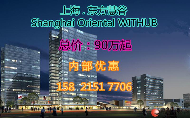 上海嘉定东方慧谷——售楼直销,升值潜力大吗?