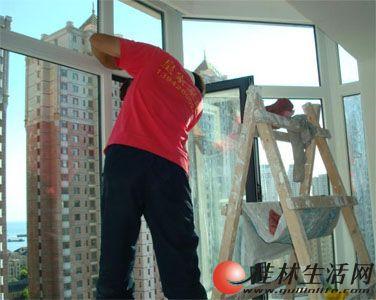 桂林洁邦公司专业承包企事'业单位卫生,15077310696