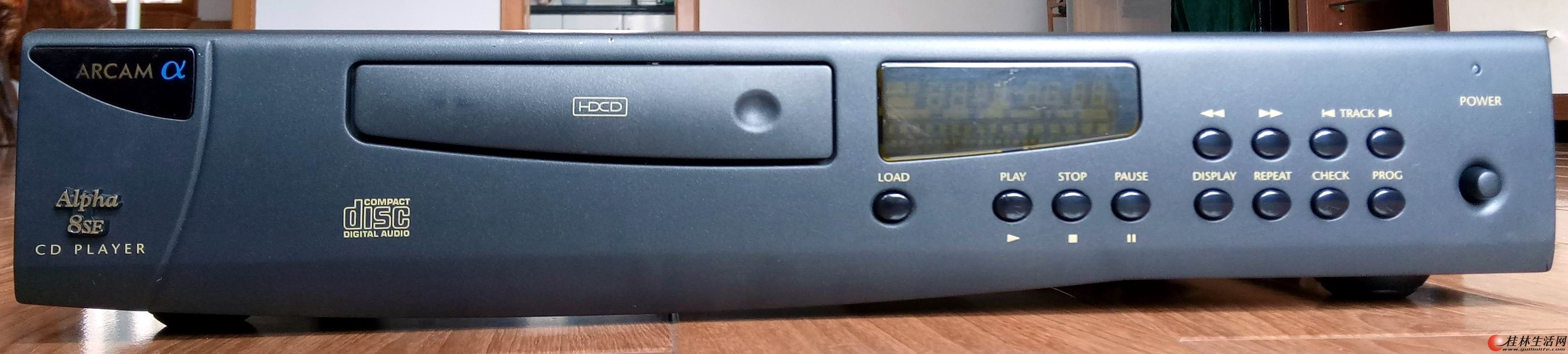 器材升级出闲置英国原装雅骏8sf   CD机(价格不议)