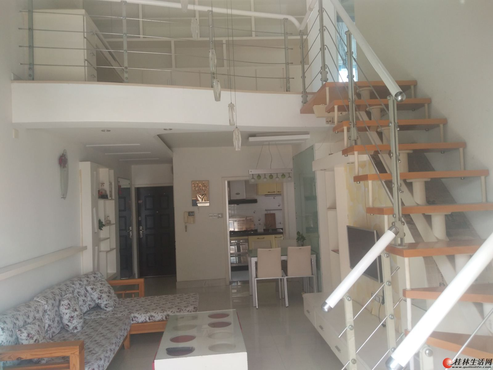 L鸣翠新都 复式楼送露台 145㎡3房2厅 95万