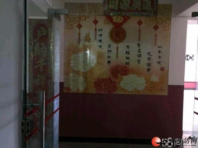 瓦窑国家山临街铺面260平米(非中介)