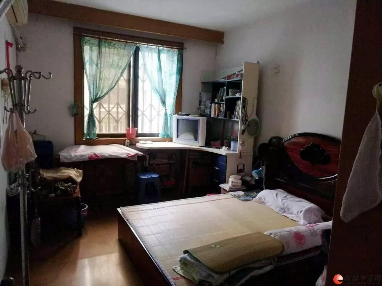 市中心 榕湖小学 桂湖花园 精装3房 带杂物间仅105万
