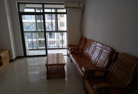 实价超出租临桂奥林匹克全新电梯2房2厅家具家电齐全1500元,3台空调全新配置