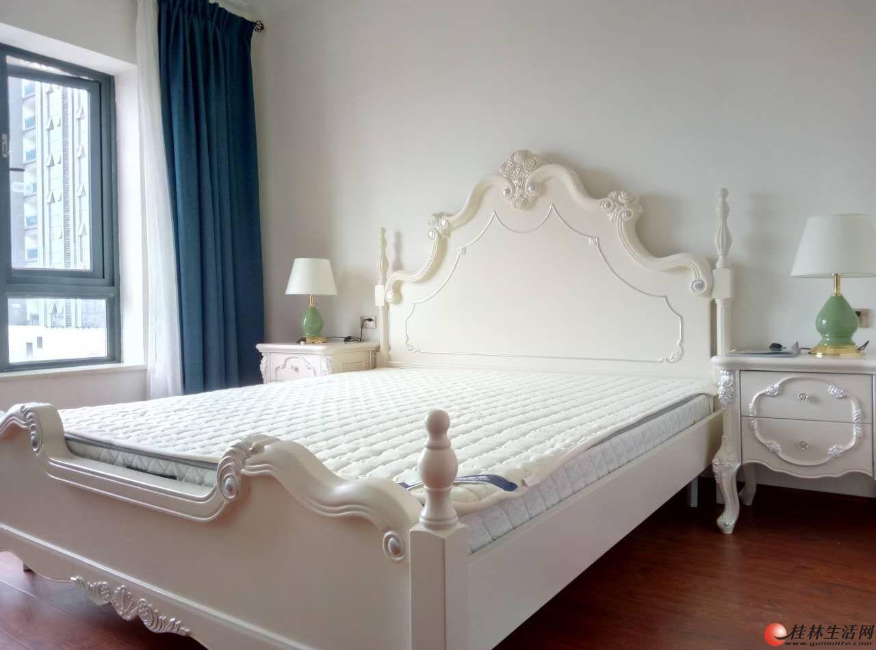 自有桂林北站恒大广场280平7室精装房带家俱家电办公住家皆宜