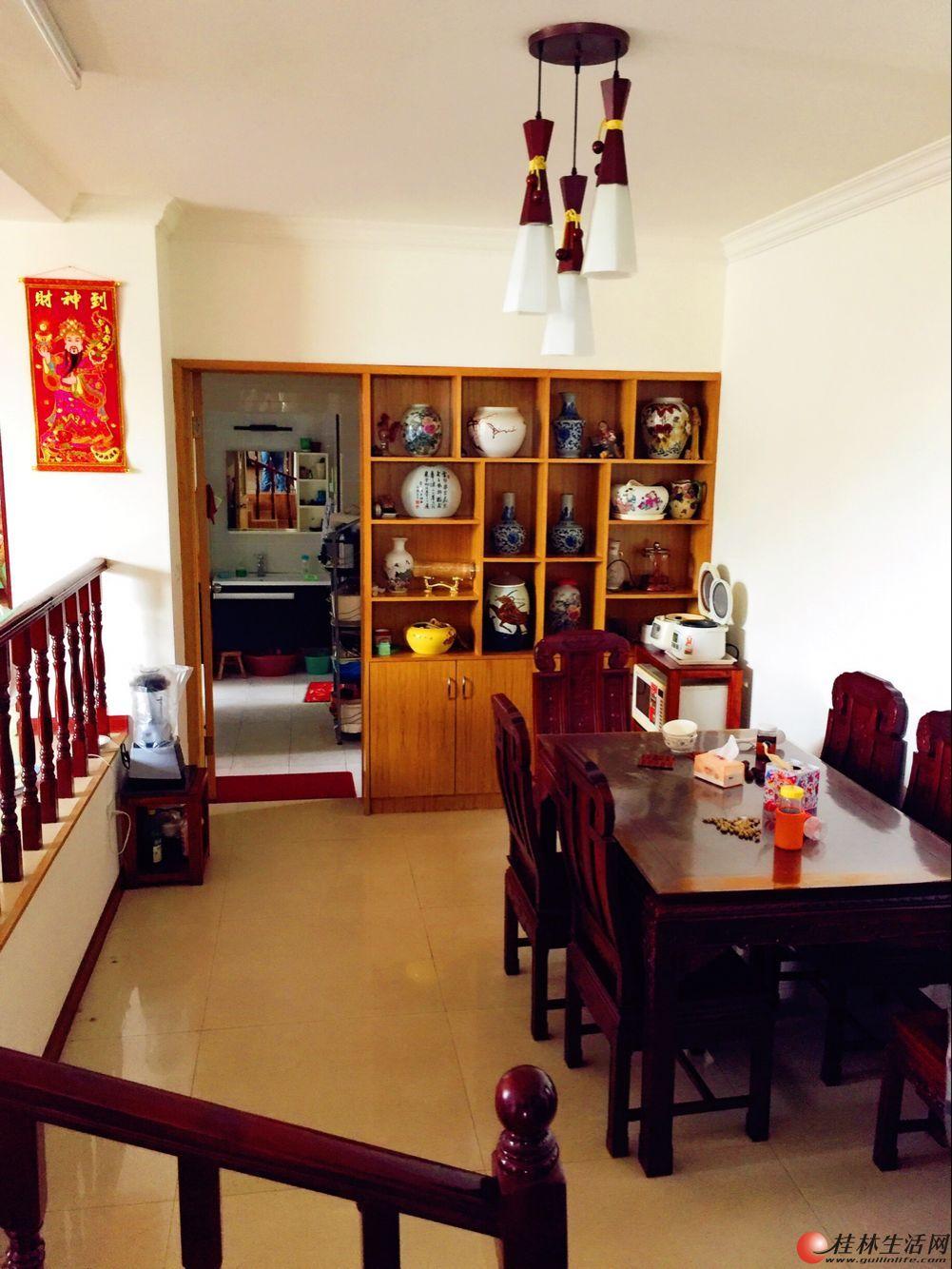 Q三里店家乐城4房2厅2卫 171平米带60平米露台 售价150万