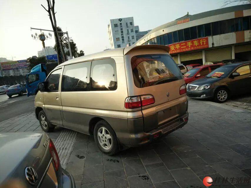 东风风行菱智 2012款 乘用版 1.6L 豪华型!只有一台!喜欢手快来收!