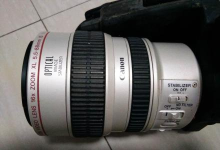 佳能xl1经典款摄像机