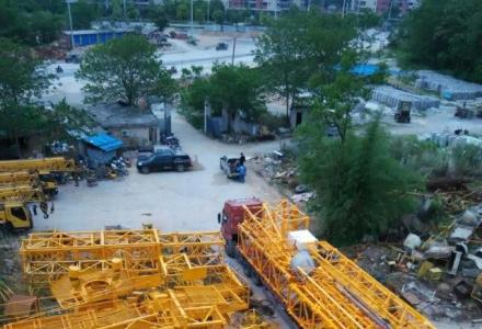 桂林及周边县城塔吊租赁
