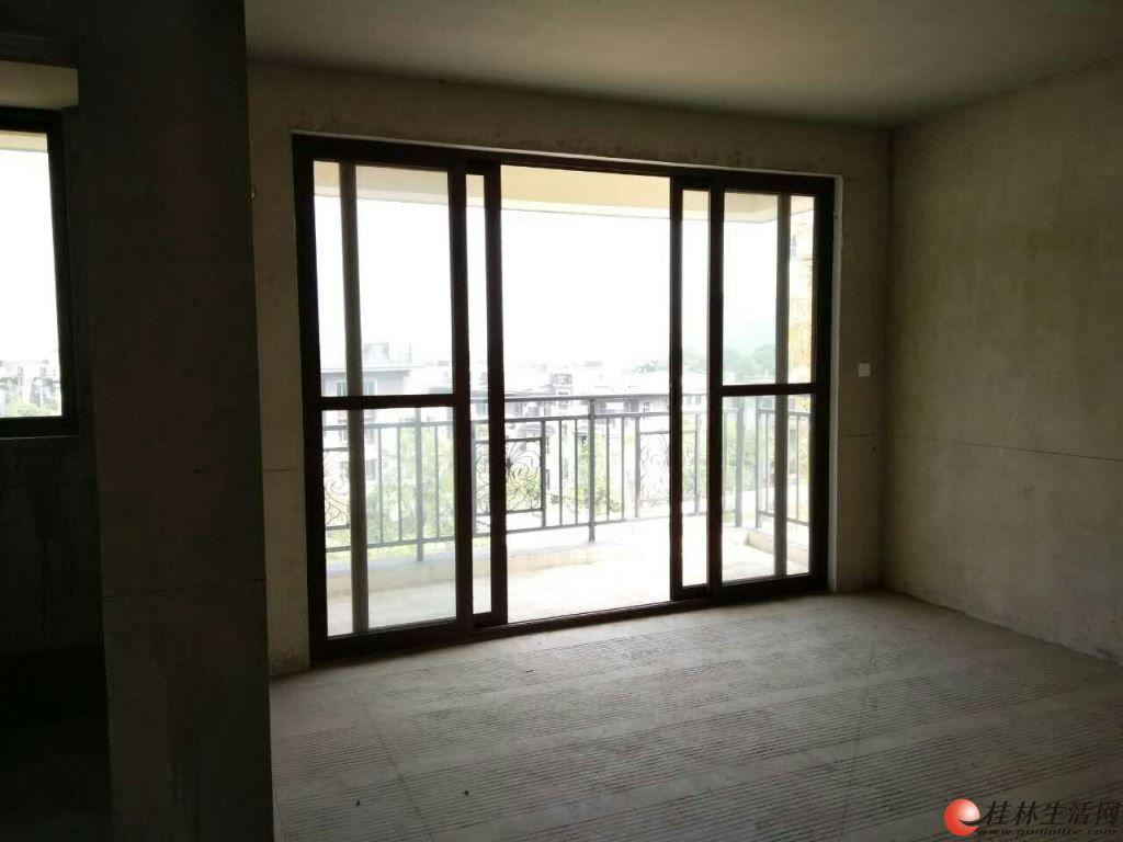 安厦世纪城复式4房2厅3卫送100平米露台
