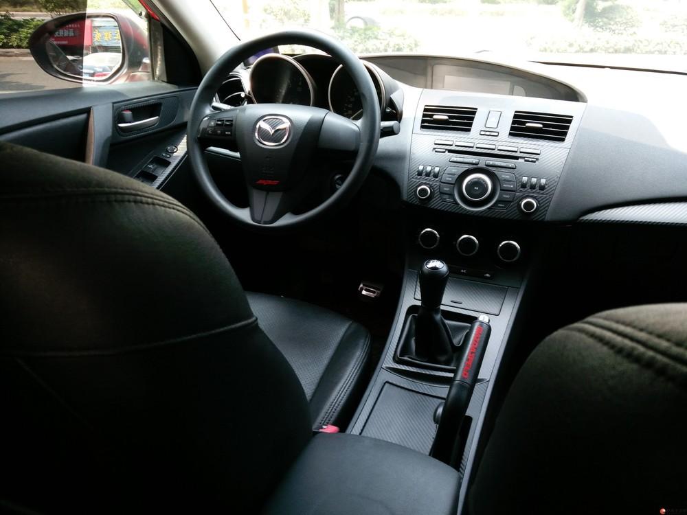 马自达星骋一手私家车6.5万便宜卖