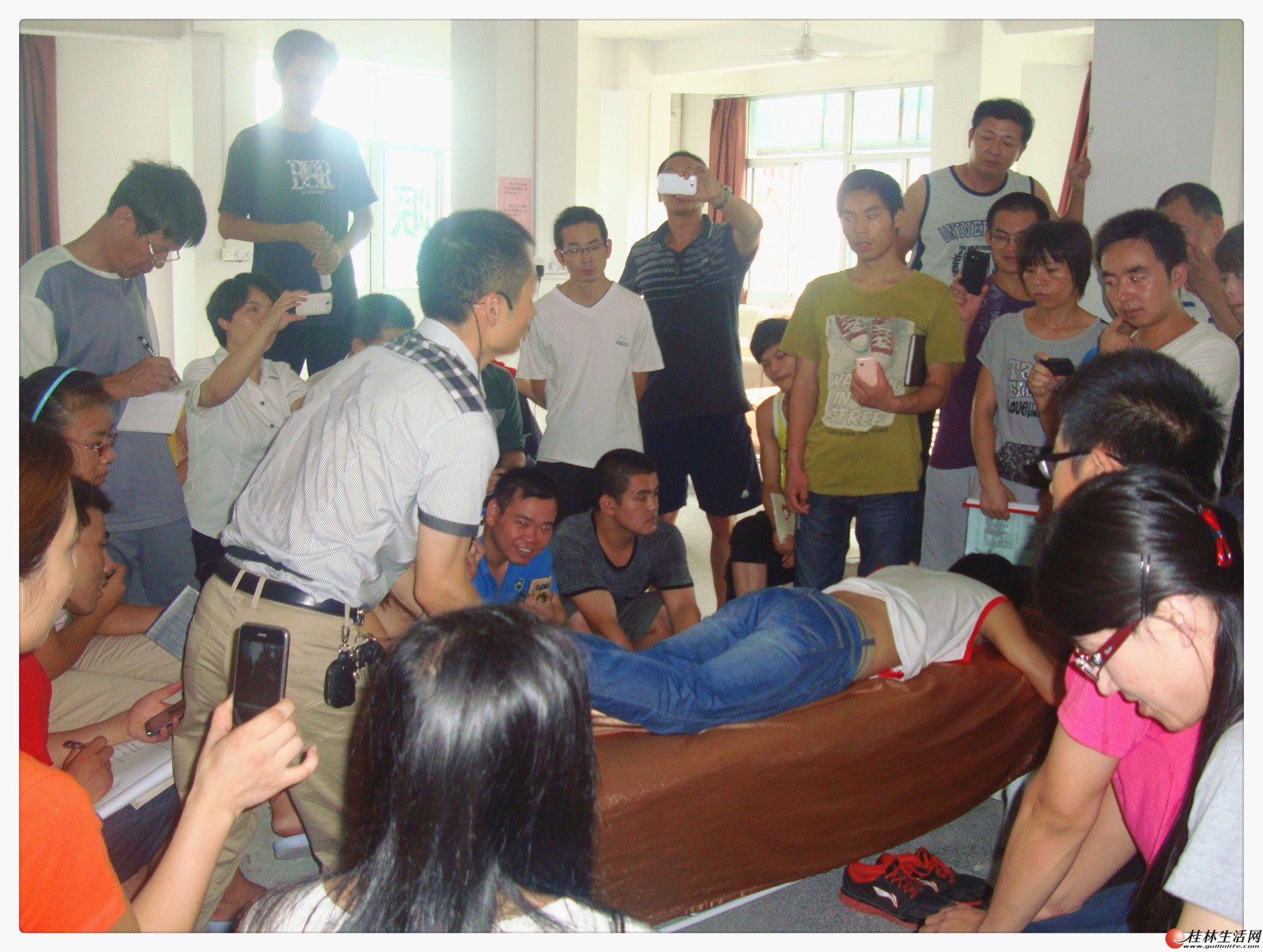 桂林专业学中医针灸理疗培训学校有疗效的专业针灸技术培训包教会