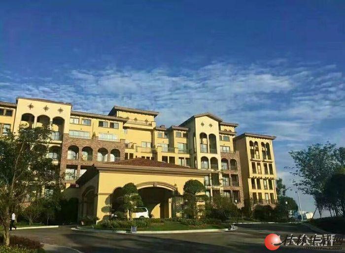 罗山湖酒店5台电梯及大堂视频媒体广告位出租