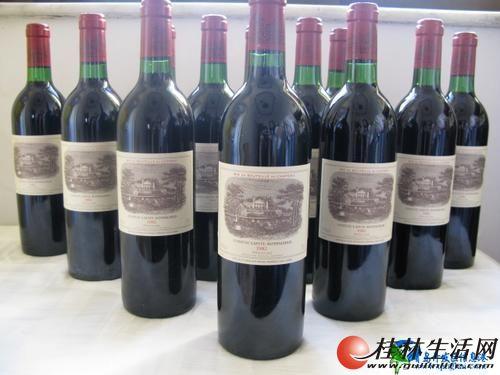 象山区回收拉菲、拉图、木桐、玛歌、罗曼尼康帝、帕图斯柏翠红酒