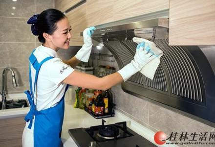 桂林专业·家庭·饭店酒店厨房大中小油烟机·油烟管道清洗公司