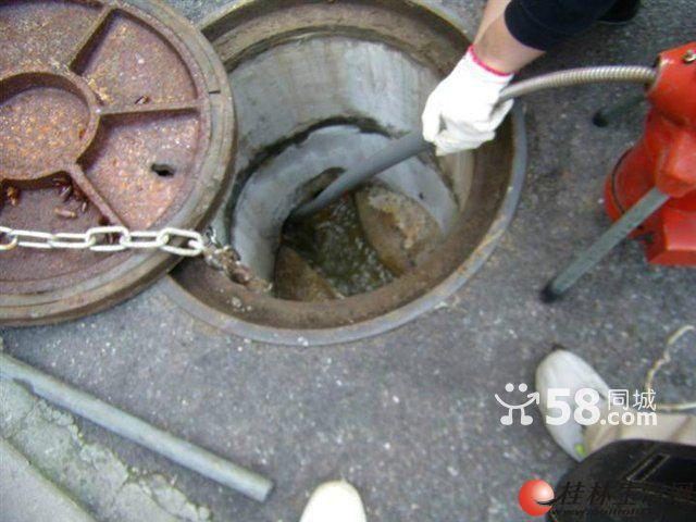 专业疏通下水道抽粪清洗管道电话2866251