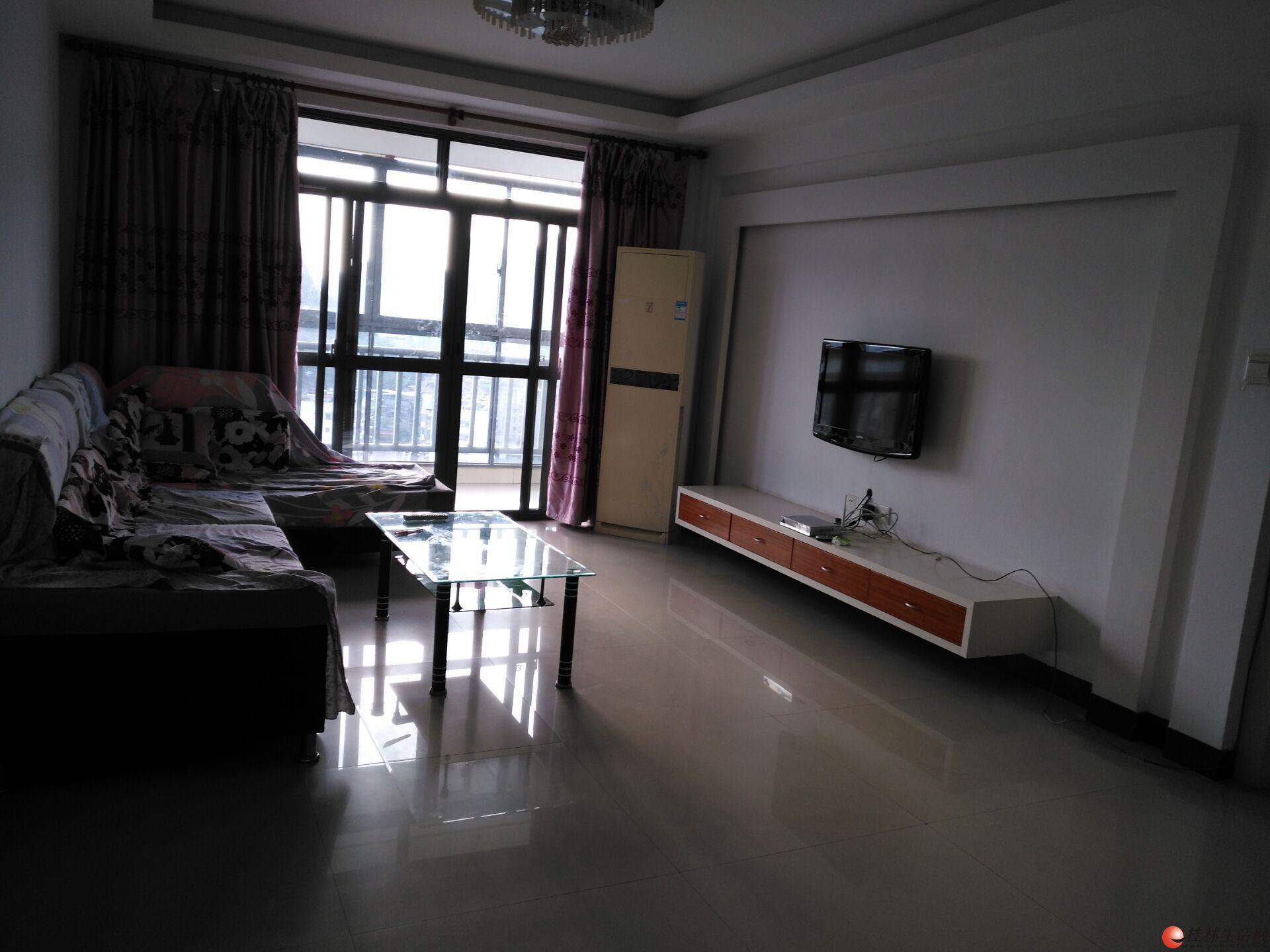 【出租】广运美居电梯2房2厅91平米家具家电齐全出租