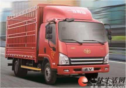桂林市货运出租,搬家拉货