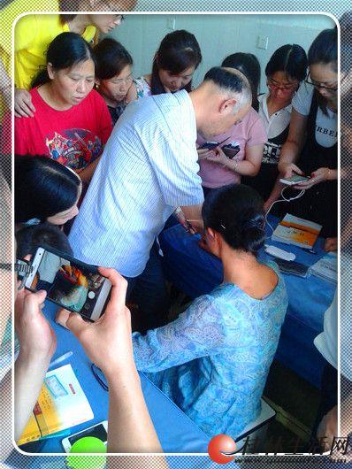 桂林市口碑第一的针灸理疗技能培训学校卫生部授权针灸技能实操班