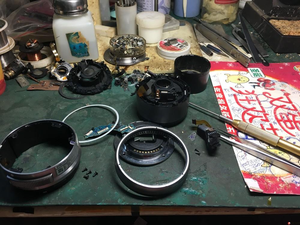 专业维修数码相机和手机