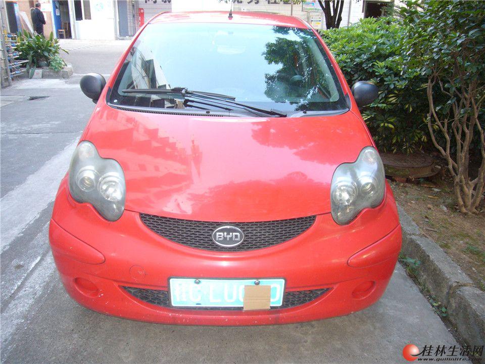 9000元转让红色比亚迪F0小车,适合代步、练手。看车在施家园。