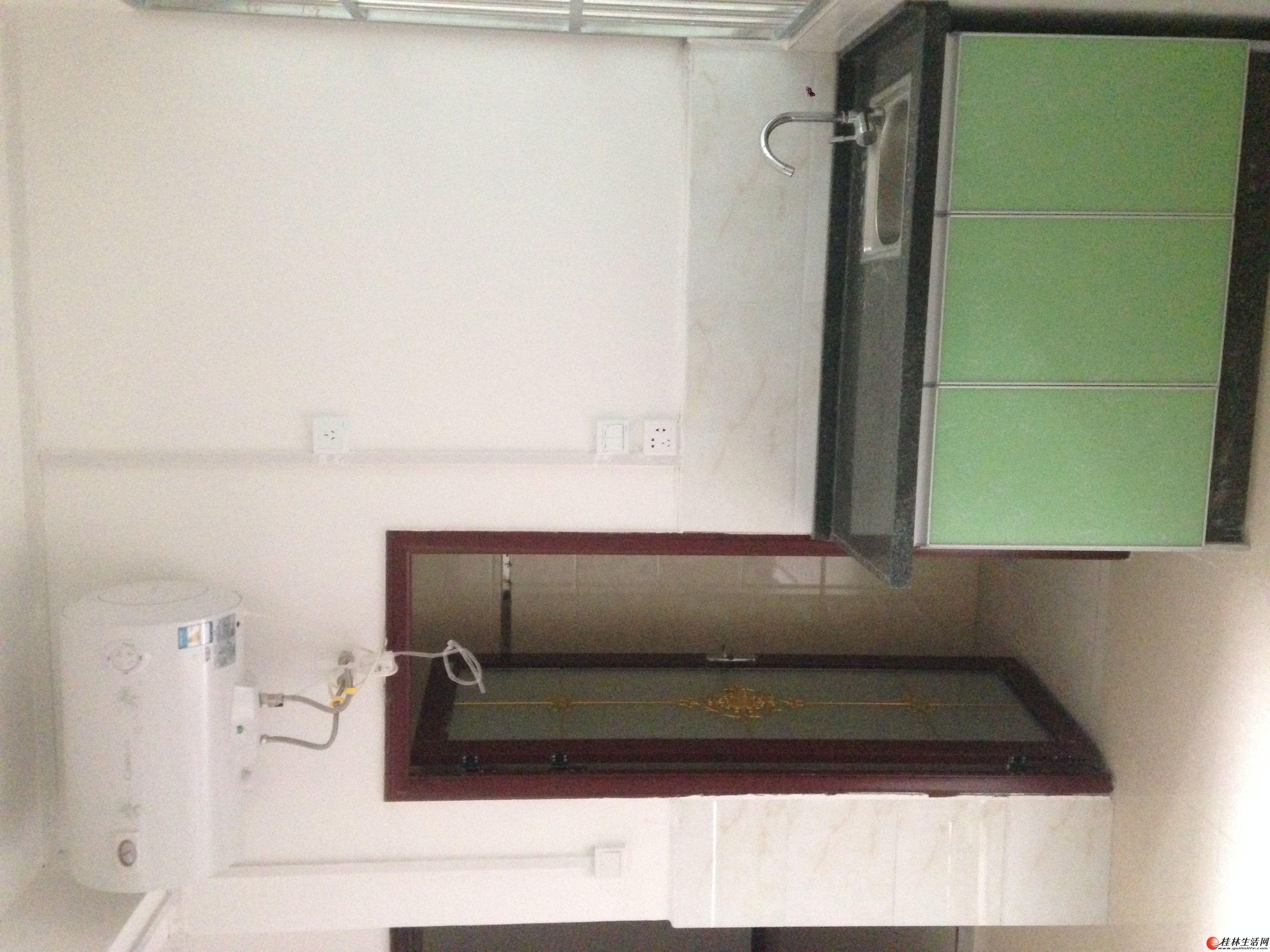 安新洲新建房 单间配套  一室一厅(简单家具)
