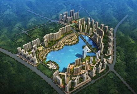 鹿湖国际公寓出租(精装修,可以用作微办公、住房)